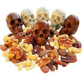 Forma cuburi de gheata Craniu Pro din silicon - potrivita si pentru uz profesional