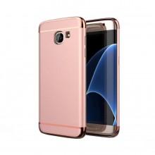 Husa Samsung Galaxy A5 2017, Elegance Luxury 3in1 Rose-Gold