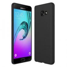 Husa Samsung Galaxy A5 2017, Elegance Luxury slim antisoc Black