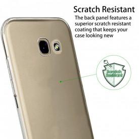 Husa Samsung Galaxy A5 2017, FullBody 360º ultra slim silicon TPU, acoperire fata spate