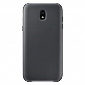 Husa Samsung Galaxy J3 2017 MyStyle , silicon slim antisoc Negru