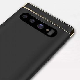 Husa Samsung Galaxy S10 , Elegance Luxury 3in1 Negru