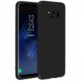 Husa Samsung Galaxy S8 Plus, Elegance Luxury slim antisoc Black