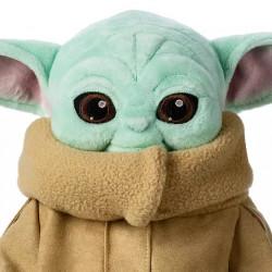 Jucarie de plus Star Wars - Baby Yoda