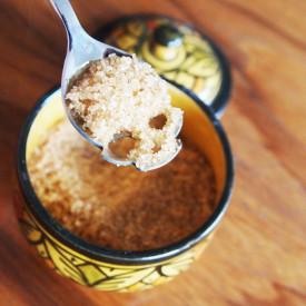 Lingurita in forma de craniu pentru zahar, inghetata, bomboane, SILVER, MyStyle®