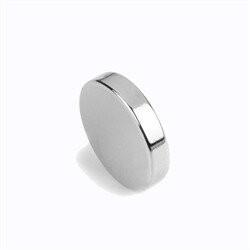 Magnet puternic neodim disc rotund 20mm x 2mm