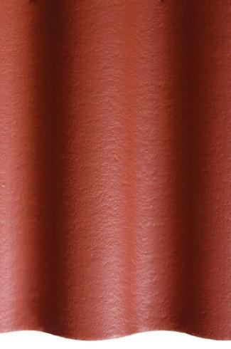 Tigla din beton AVANTAJ rosu inchis