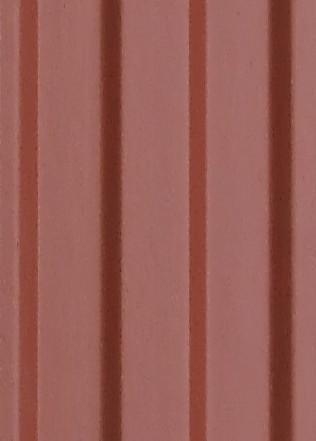 Tigla CLASIC rosu inchis
