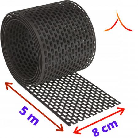 Banda protectie streasina 8 cm x 5 m
