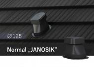 Cos ventilare șindrila metalică JANOSIK