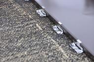 Membrana cu covor de ventilatie, tabla faltuita