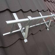 Parazapada grilaj 3ML ZINCAT, pentru tigla metalica