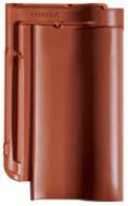 Tigla ceramica Harmonie rosu angoba