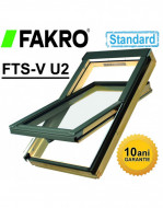 Fereastra de mansarda Fakro FTS-V U2 55x78