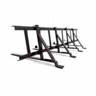 Set Parazapada grilaj 2m cu 4 suporti pentru tigla metalica