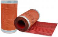 Banda ventilare coama MICRO VENT - pentru tigla ceramica sau tigla din beton