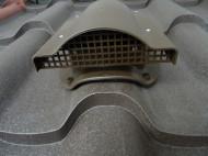 Element ventilare tigla metalica profil M
