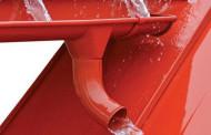 Jgheab de scurgere metalic semicircular, D 150 mm, WTB, 4 m