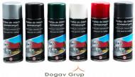 Spray retus - tigla metalica 400 ml - LUCIOS