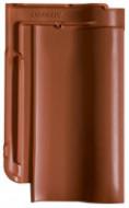 Tigla ceramica Harmonie rosu cupru
