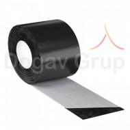 Banda etansare Aluband 15 cm x 10 m negru