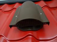 Element ventilare tigla metalica profil W