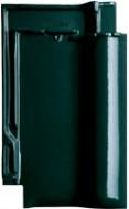 Tigla ceramica Creaton Futura, verde inchis smaltuit Noblesse
