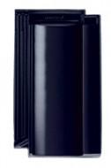 Tigla ceramica Optima negru smaltuit