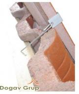 Clema fixare tigla din beton II 100 buc