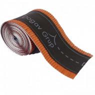 Bandă ventilare coamă Geo Vent 15 cm x 5 m RAL 8004 roșu cărămiziu