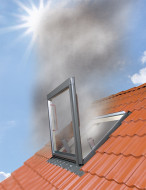 Ferestre de evacuare a fumului Fakro FSP P1 134x98