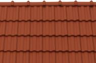 Tondach tigla ceramica Twist maro aramiu