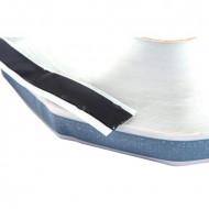 Banda butilica dublu adeziva 1,5 mm x 2 cm, 80 ml