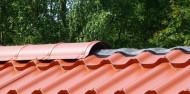 banda ventiare coama pentru tigla metalica