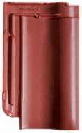 Tigla ceramica Harmonie rosu vin