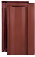 Tigla ceramica Optima rosu vin