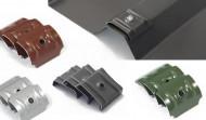 Calota aluminiu cu EPDM 21 mm RAL 9006 cutie 100 bc