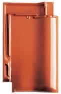 Tigla ceramica Creaton Futura, rosu cu efect de ardere smaltuit Noblesse