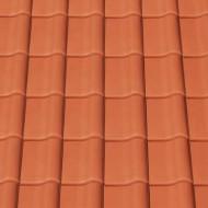 Tigla ceramica Creaton Magnum , rosu natur