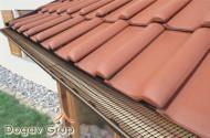 protectie PVC pentru jgheab