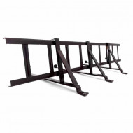 Set Parazapada grilaj 2m cu 3 suporti pentru tigla metalica