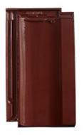 Tigla ceramica Cantus rosu vin smaltuit Finesse