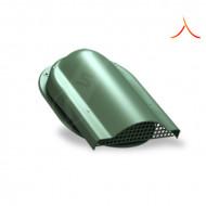 Element ventilare tabla falt, click, retro panel RAL 6020 verde