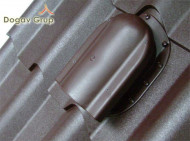 Element ventilare tigla metalica profil N