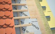 Folie difuzie pentru acoperis