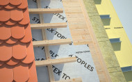 Strotex Toples 95 gr, folie difuzie pentru acoperis