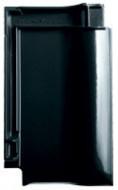 Tigla ceramica Creaton Premion, negru smaltuit