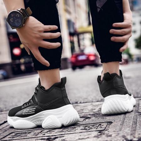 Adidasi Barbati model high top sneakers 2020 COD: SN06