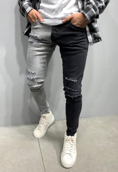 Poze Blugi Barbati Slim-Fit MODEL 2020 COD: BG716