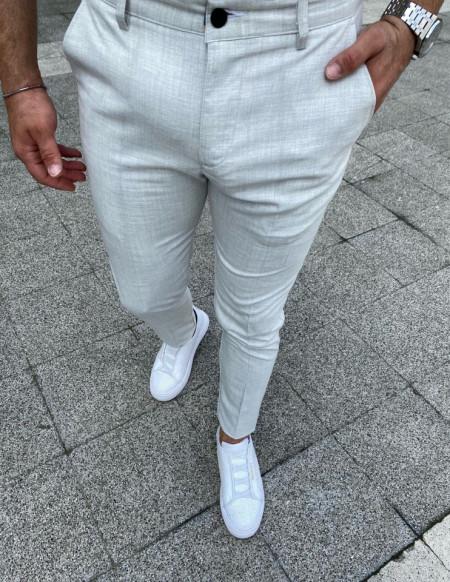 Pantaloni Barbati Casual Model 2021 COD: PB268